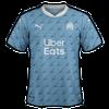 Marseille 2019-20 away