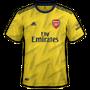 Arsenal 2019-20 away