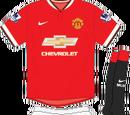 2014–15 Manchester United F.C. season