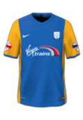 Preston North End Away 15-16
