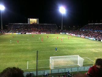 2010 AFC Champions League Adelaide United vs Jeonbuk Hyundai Motors