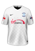 Preston North End Home 15-16