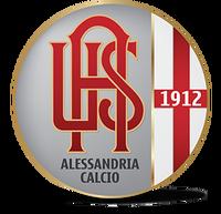 U.S. Alessandria Calcio 1912 logo