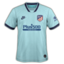 Atlético Madrid 2019-20 third