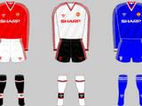 Manchester United FC Squad, 1987-88