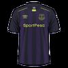 Everton 2017-18 third
