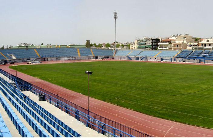 Image result for Peristeri Stadium
