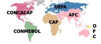 World Map FIFA2