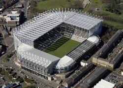 Newcastle United stadium 003