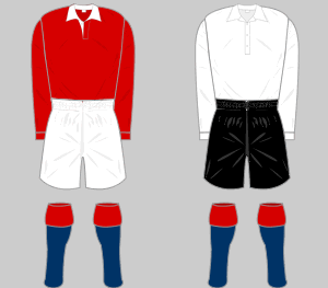 Arsenal Kit 1928-29