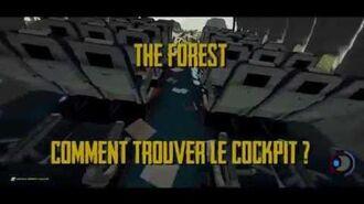 The Forest (0.41b) - Comment trouver le Cockpit et le Flare Gun