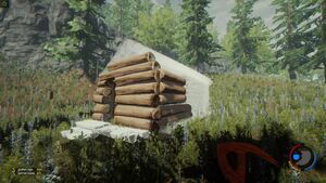 Log-Cabin-in-the-making