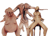 Жуткие мутанты