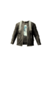 Partial Hands - Leather-Jacket