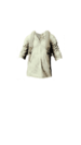 Full Arms - ButtonUp 2 - White