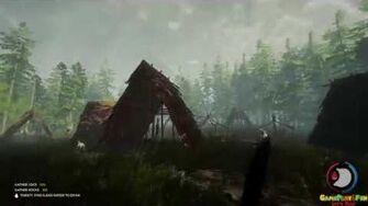 The forest где карта и современный топор