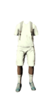 Full Arms - Tennis Outfit
