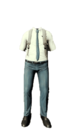 Full Arms - Pilot Uniform