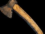 Ржавый топор