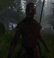 Cannibal closeup