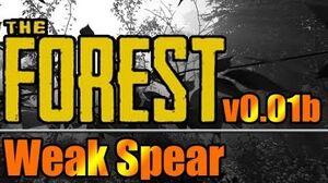 Weak Spear as of v0