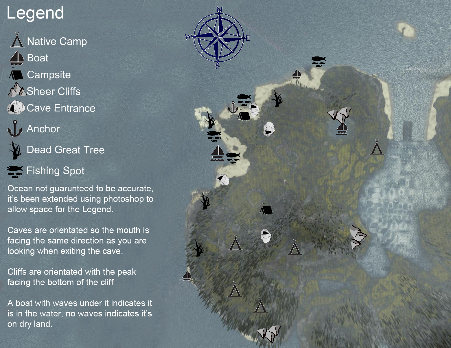 Starting Island | The Forest Wiki | FANDOM powered by Wikia on