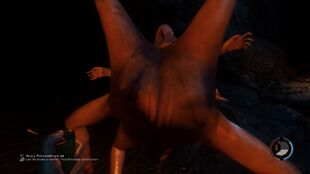 Gorgon attacking