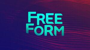 Freeform Affiche