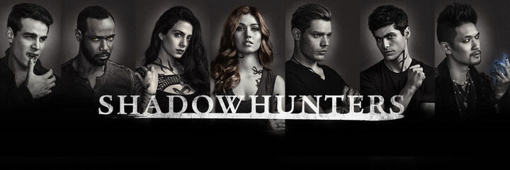 Shadowhunters Header