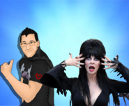 Markiplier + elvira sibs