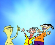 The ed edd n eddy bros pose by ecwfan1-d79mop4