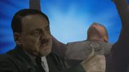 Hitler & Armored Gunsche bros pose