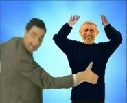 Mr.Beam&MichaelRosen