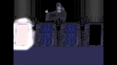 Frollo Gets Flashed by a Gothic Lolita-1384596443