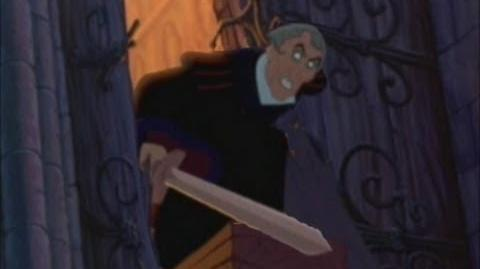 Frollo Celebrates his Birthday