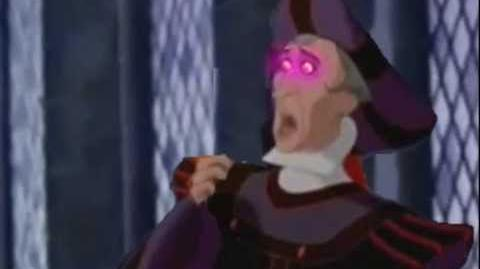 Frollo is Too Young