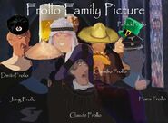 Frollo Family Picture