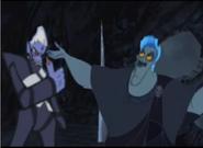 Hades and Corset Demon Bros Pose
