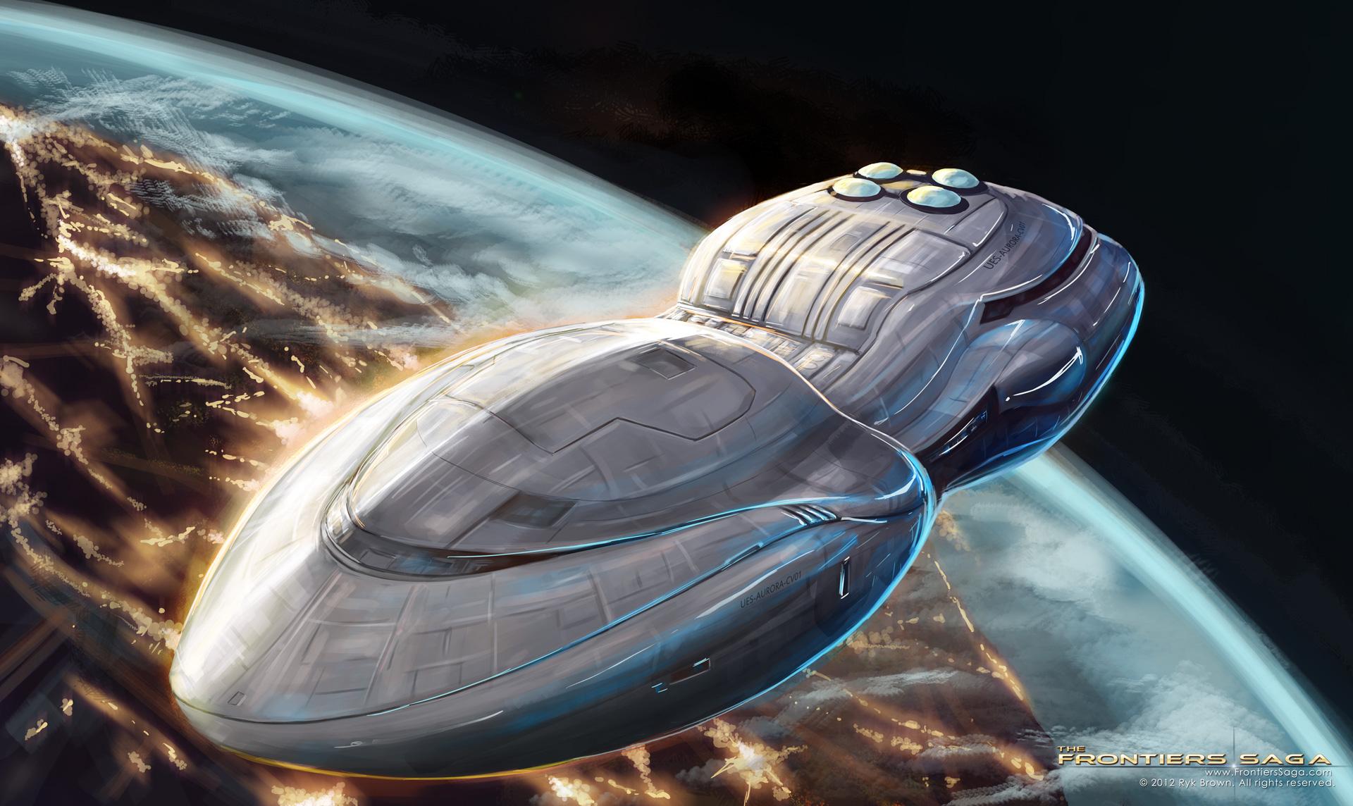 aurora spacecraft game - photo #45