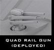 Quad Rail Guns
