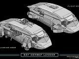 EDF Combat Lander