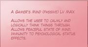 Gamer's Mind