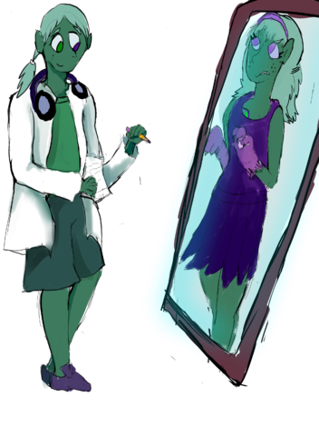 File:Apatite and Obsidian (Thanks Hydra!).png