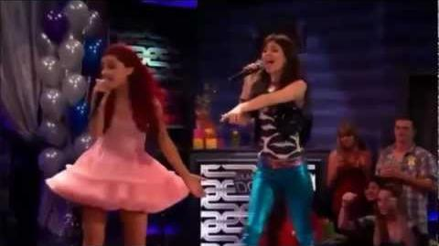 L.A Boyz - Victorious Cast ft. Victoria Justice & Ariana Grande (Official Music Video)