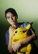 Satoshi tajiri foto pokemon