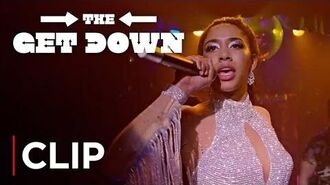 The Get Down - Part II - Clip-Mylene Cruz and The Soul Madonnas