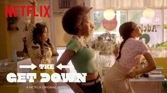 "The Get Down ""Turn The Beat Around"" - Clip Netflix"