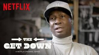 The Get Down Grandmaster Flash Featurette Netflix