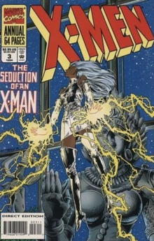 X-Men Annual 2 3