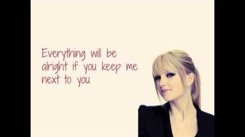 """22"" Taylor Swift (Lyrics)"